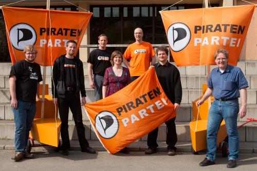 Vorstand der Piratenpartei Baden-Württemberg